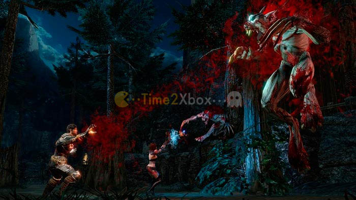 Скачать торрент Blood Knights [REGION FREE/ENG] на xbox 360 без регистрации