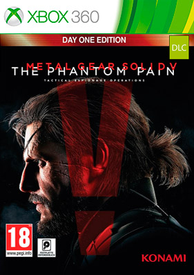 Скачать торрент Metal Gear Solid V: The Phantom Pain - DAY ONE EDITION (DLC/GOD/RUS) на xbox 360 без регистрации