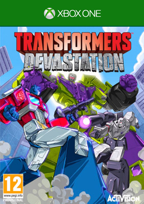 Скачать торрент Transformers: Devastation [Xbox One] на xbox 360 без регистрации