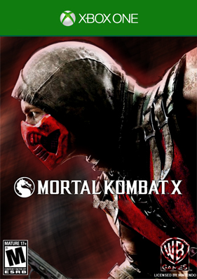 Mortal Kombat X [Xbox One]
