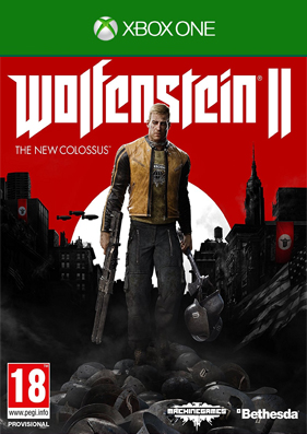 Wolfenstein II: The New Colossus [Xbox One]