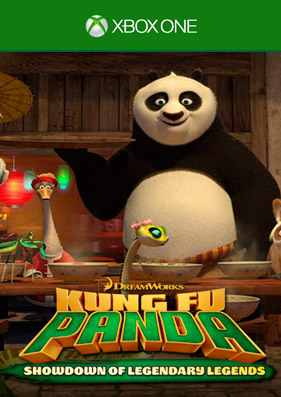 Kung Fu Panda: Showdown of Legendary Legends [Xbox One]