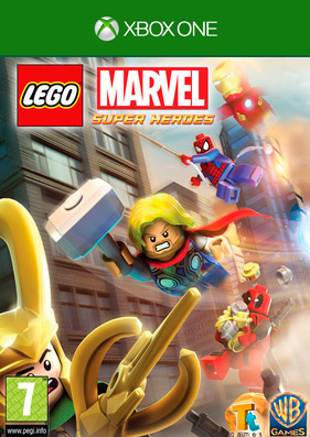 Скачать торрент LEGO Marvel Super Heroes [Xbox One] на xbox 360 без регистрации