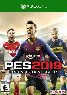 Pro Evolution Soccer 2019 [Xbox One]