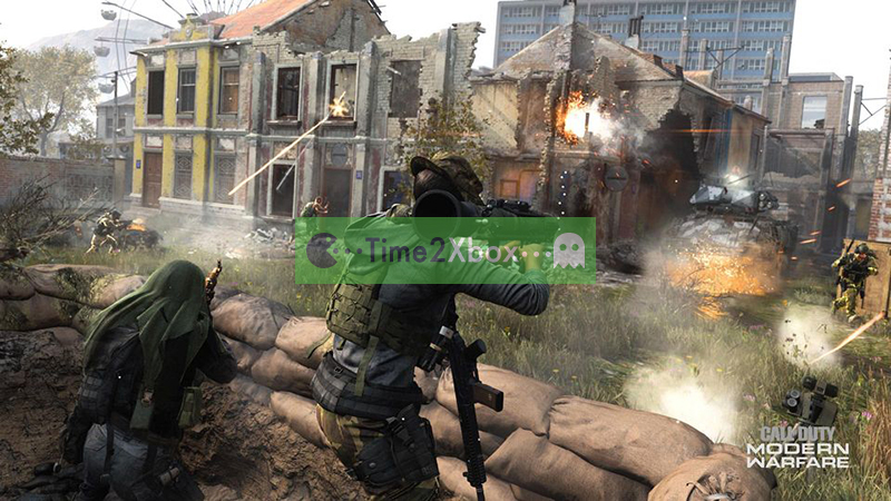 Скачать торрент Call of Duty: Modern Warfare [Xbox 360] на xbox 360 без регистрации