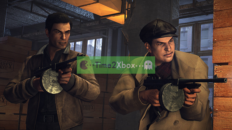 Скачать торрент Mafia: Trilogy [Xbox One, Series] на Xbox One, Series без регистрации