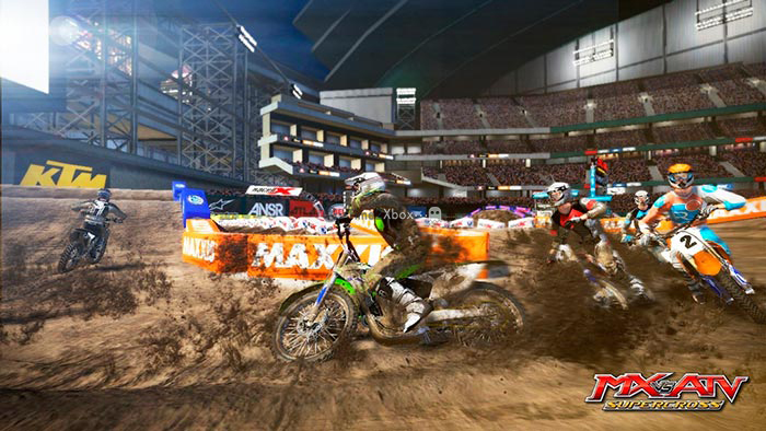 Скачать торрент MX vs ATV: Supercross [REGION FREE/ENG] (LT+1.9 и выше) на xbox 360 без регистрации