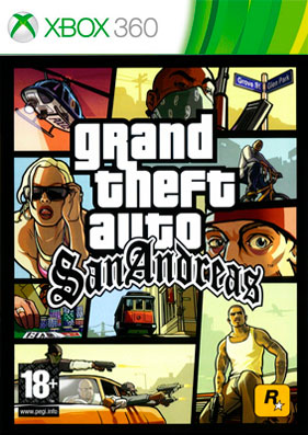 Grand Theft Auto: San Andreas HD [FREEBOOT/RUS]