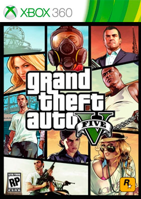 Grand Theft Auto V +ALL DLC +TU +MOD (GOD/RUS)