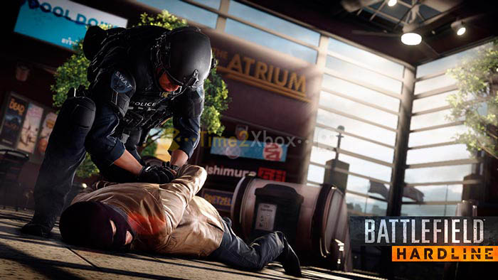 Скачать торрент Battlefield Hardline [REGION FREE/RUSSOUND] (LT+3.0) на xbox 360 без регистрации