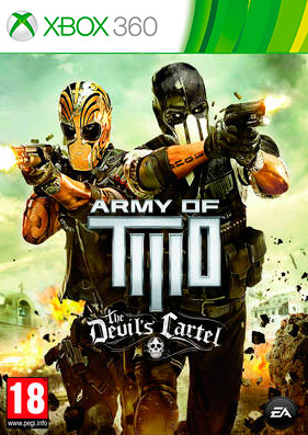 Скачать торрент Army of TWO: The Devil's Cartel [REGION FREE/GOD/ENG] на xbox 360 без регистрации