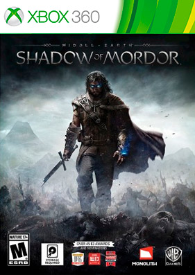 Middle Earth: Shadow of Mordor - Complete Edition [XBOXLIVE/JTAG/RUS]