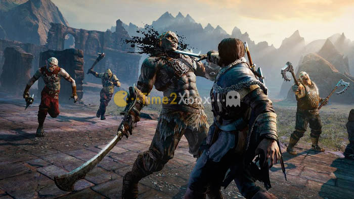Скачать торрент Middle Earth: Shadow of Mordor [REGION FREE/JTAGRIP/RUS] на xbox 360 без регистрации