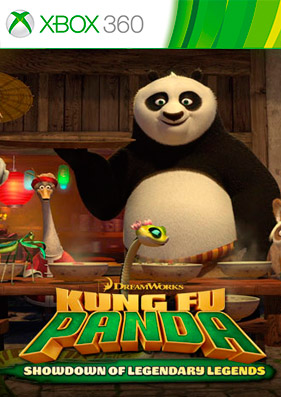 Kung Fu Panda: Showdown of Legendary Legends [ENG] (LT+1.9 и выше)