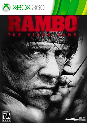 Скачать торрент Rambo: The Video Game [PAL/ENG] (LT+1.9 и выше) на xbox 360 без регистрации