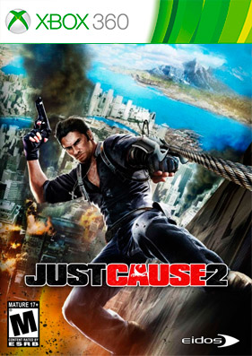 Just Cause 2 [REGION FREE/RUSSOUND]