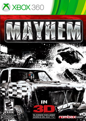 Mayhem 3D [GOD/FREEBOOT/ENG]