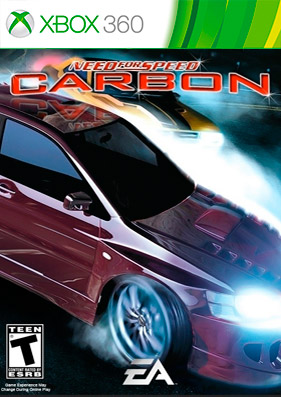 Need for Speed: Carbon [PAL/RUSSOUND]