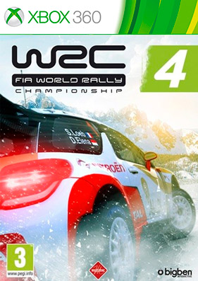 WRC: FIA World Rally Championship 4 [PAL/ENG] (LT+1.9 и выше)