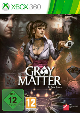 Gray Matter [REGION FREE/GOD/RUS]