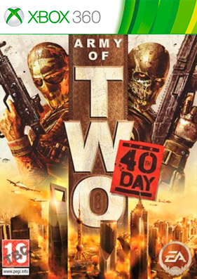 Скачать торрент Army Of Two: The 40th Day [REGION FREE/RUS] на xbox 360 без регистрации