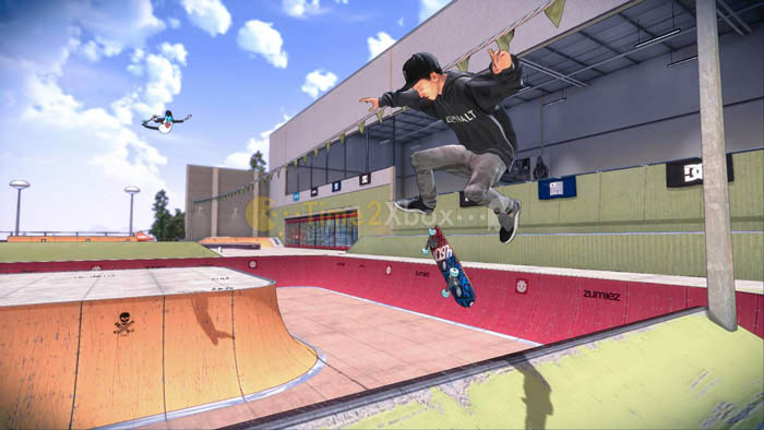 Скачать торрент Tony Hawk's Pro Skater 5 [REGION FREE/GOD/ENG] на xbox 360 без регистрации