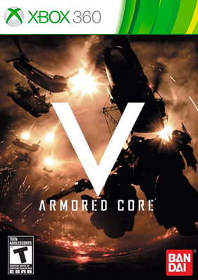 Armored Core 5 [PAL/RUS] (LT+1.9 и выше)