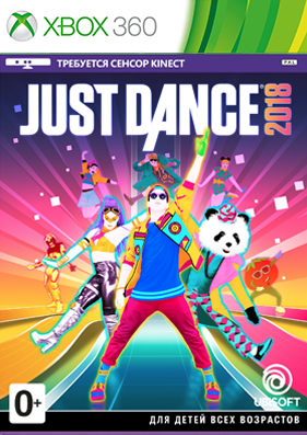 Just Dance 2018 [PAL/ENG] (LT+3.0)