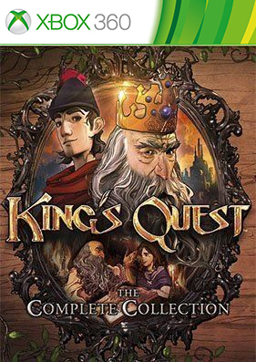 King's Quest [REGION FREE/ENG] (LT+3.0)