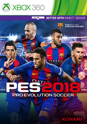 Pro Evolution Soccer / PES 2018 [GOD/RUS]