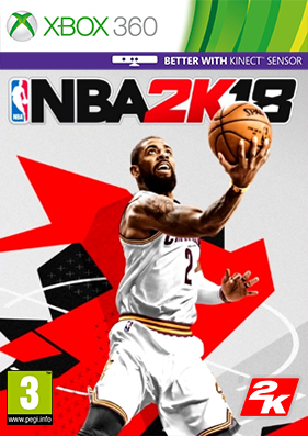 NBA 2K18 [JTAG/FREEBOOT/ENG]