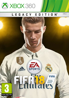 Скачать торрент FIFA 18 Legacy Edition [PAL/RUSSOUND] (LT+3.0) на xbox 360 без регистрации