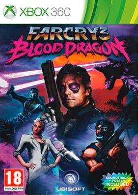 Скачать торрент Far Cry 3 - Blood Dragon [XBLA/FREEBOOT/RUSSOUND] на xbox 360 без регистрации