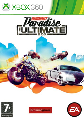 Burnout Paradise: The Ultimate Box [REGION FREE/RUS]