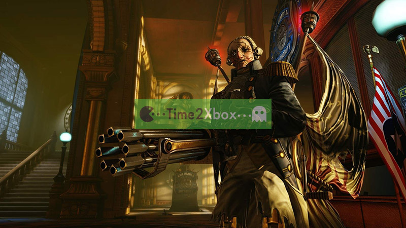 Скачать торрент BioShock: Infinite - Complete Edition [DLC/GOD/RUSSOUND] на xbox 360 без регистрации