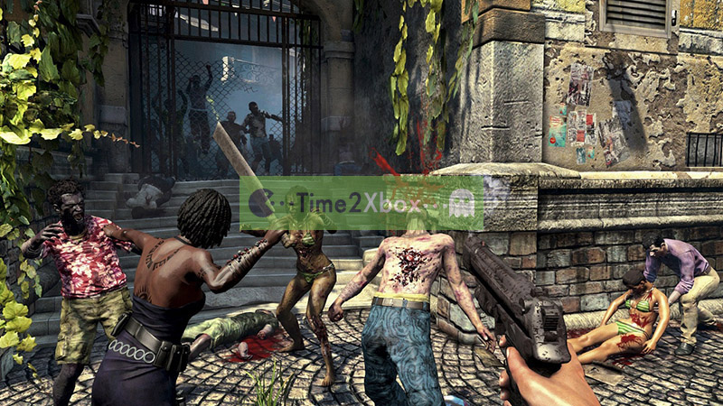 Скачать торрент Dead Island: Riptide [GOD/FREEBOOT/RUS] на xbox 360 без регистрации