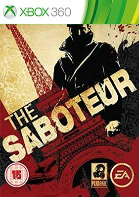 Скачать торрент The Saboteur [GOD/FREEBOOT/RUSSOUND] на xbox 360 без регистрации