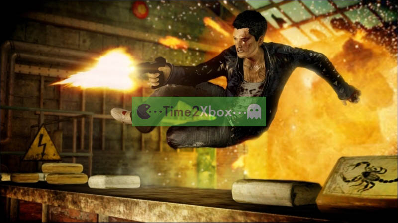Скачать торрент Sleeping Dogs [GOD/FREEBOOT/RUS] на xbox 360 без регистрации