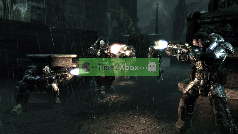 Скачать торрент Gears of War [JTAG/FREEBOOT/RUS] на xbox 360 без регистрации