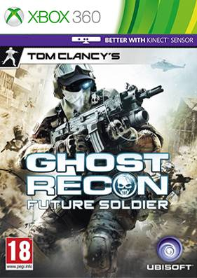 Tom Clancy's Ghost Recon: Future Soldier [RUSSOUND] (LT+2.0)