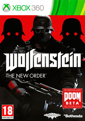 Скачать торрент Wolfenstein: The New Order [GOD/RUS] на xbox 360 без регистрации