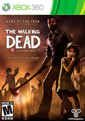 The Walking Dead: Game of the Year Edition [REGION FREE/ENG]