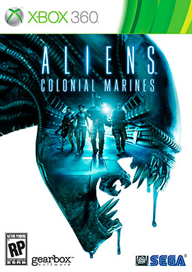 Aliens: Colonial Marines [GOD/RUS]