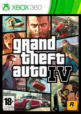 Grand Theft Auto 4 [FREEBOOT/RUS]