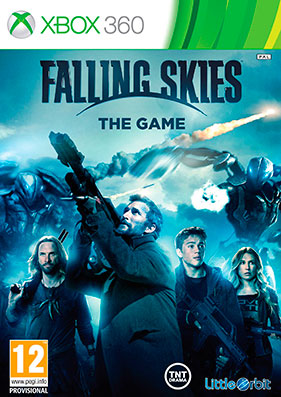Falling Skies: The Game [PAL/ENG] (LT+1.9 и выше)