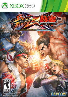 Street Fighter X Tekken [DLC/GOD/RUS]