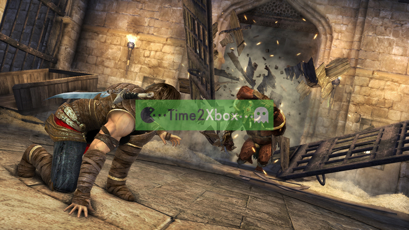 Скачать торрент Prince of Persia: The Forgotten Sands [DLC/JTAG/RUSSOUND] на xbox 360 без регистрации