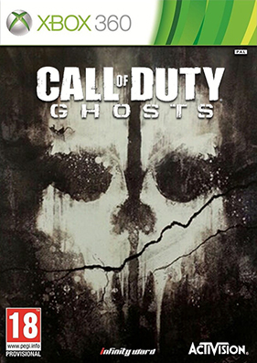 Скачать торрент Call of Duty: Ghosts [PAL/RUSSOUND] (LT+3.0) на xbox 360 без регистрации