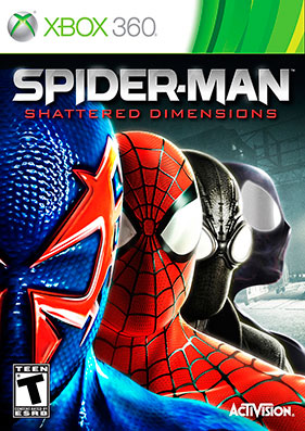 Скачать торрент Spider-Man: Shattered Dimensions [GOD/RUS] на xbox 360 без регистрации