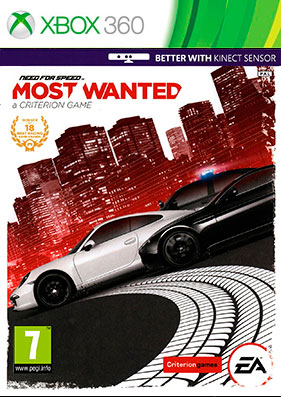 Need For Speed Most Wanted [JTAGRIP/RUSSOUND]